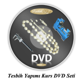 Tesbih Yapımı Kurs DVD's..